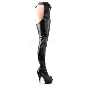49340592af30 Shoes - NIB Stiletto High Heel Boots Chap Waist Belt Zip